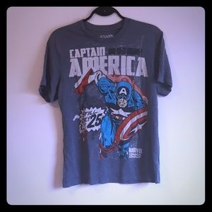🐾 Old Navy Captain America Graphic Tee
